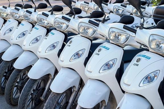 zapůjčení motorky v zahraničí