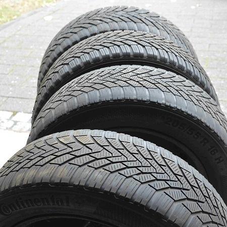 Zimní pneumatiky jsou v těchto dnech