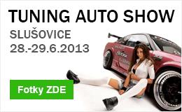 Tuning Auto Show Slušovice 2013